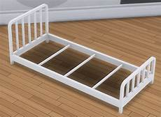 toddler metal bed frame mattress at veranka 187 sims 4 updates