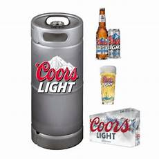 What Kind Of Is Coors Light Coors Light 7 5 Gal Keg
