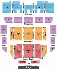 Highland Arts Theatre Seating Chart Duke Energy Center Tickets Raleigh Nc Event Tickets Center