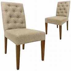 valentina upholstered dining chairs temple webster