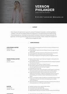 Internal Resume Template Internal Auditor Resume Samples And Templates Visualcv