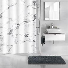 Duschdraperi Design Kleine Wolke Marmor Duschdraperi Vit Bra Pris P 229 Sovtex Se