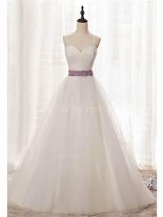 simple princess wedding dress w1037