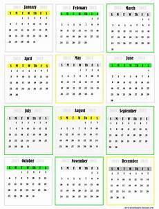 Mini Calendars To Print Free Printable 2013 Calendar Monthly Mini Cards Tip Junkie