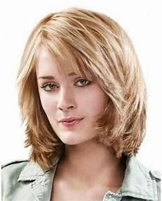 15 medium layered bob with bangs hair styles hair