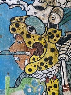 fresco tradicional pintado a la manera antigua
