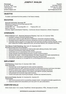 College Student Resume Example Everything You Need On Your Resume As A College Student