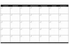 2020 17 Blank Calendar 11x17 Printable Calendar 2019 Printable Calendar 2020