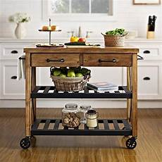 crosley kitchen islands crosley roots rack industrial kitchen cart 7743619 hsn