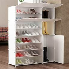 multifunction multi layer shoe rack plastic assembly home