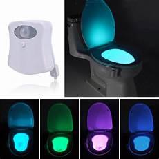 Sensor Toilet Light Led Human Body Motion Sensor Sensor Automatic Seat Led Light