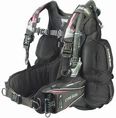 Cressi Pro Light Size Chart Cressi Sub Lady Air Travel Bcd Womens Bcds Scuba