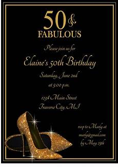 Free Printable Birthday Invitations For Adults Gold Glitter Shoes Birthday Party By Announceitfavors