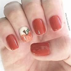 Fall Color Nail Designs 54 Autumn Fall Nail Colors Ideas You Will Love Koees Blog