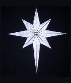 Led Lighted Star Of Bethlehem Led Star Of Bethlehem White 72 Inch
