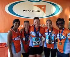 Team World Vision My Half Marathon Recap For Team World Vision Teodoro
