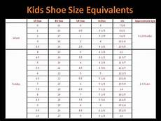 And Shoe Size Chart Children Shoe Size Chart Google Search Shoe Size Chart