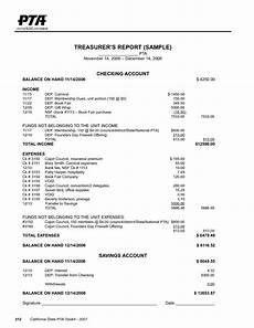 Treasurer Report The Treasurer S Report Aab Blog