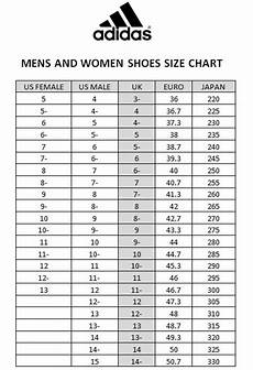 Adidas Tennis Shoes Size Chart Size Chart Shoes Adidas Emrodshoes