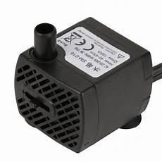 Hydrostat Low Water Light Low Noise Submersible Water Pump With Led Light Fish Pond