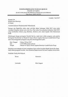download 11 contoh surat undangan resmi dan tidak doc