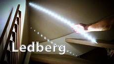 Ledberg Light Ikea Led In Shed Ledberg Strips Youtube