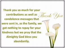 Condolences Thank Yous Thank You For Your Condolences Quotes And Notes Shainginfoz