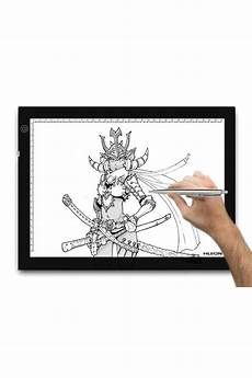 Huion Light Box A4 Huion A4 Tracing Light Box Super Bright Lighthuion Led