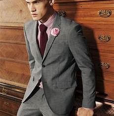 What Color Shirt With Light Gray Suit 23 Grey Suit And Pink Shirt For Men Vintagetopia
