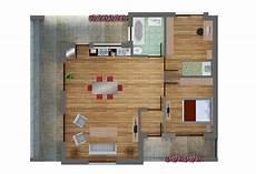 economic house plan bc 19 83m2