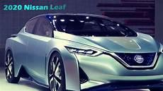 2020 Nissan Leaf by 2020 Nissan Leaf