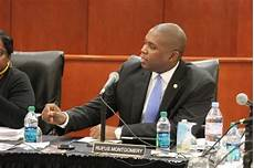Rufus Montgomery After Narrow Vote Famu Board Chairman Resigns His Post