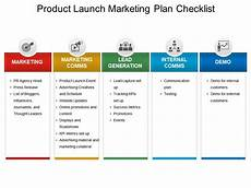Launch Plan Product Launch Marketing Plan Checklist Ppt Example File