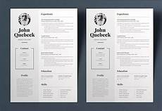Best Designed Resume Best In 2020 35 Professional Resume Cv Design Templates