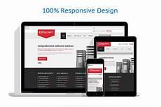 Templates Com Software Website Template 58003 Templates Com