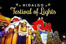 City Of Hidalgo Texas Festival Of Lights 2018 Hidalgo Festival Of Lights Illuminated Christmas