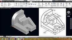 3d Cad Software For Mechanical Design Autocad Mechanical Modeling Part1 Making A 3d Model