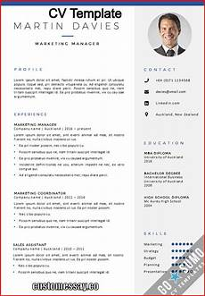 How To Make A Simple Cv Where Can You Find A Cv Template