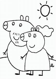 malvorlagen ausmalbilder peppa pig 15 malvorlagen