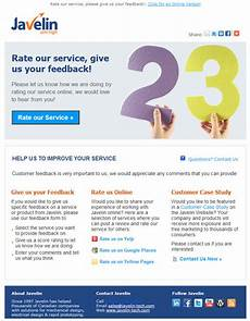 Templates For Mailers 7 Examples Of Successful Email Templates A Case Study