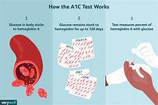 Hemoglobin To Hematocrit Conversion Chart The A1c Test Uses Procedure Results