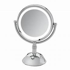 Conair Led Natural Light Vanity Mirror Waring Be6sw Conair Telescopic Makeup Mirror With Light