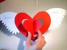 Cartes St Valentin Diy N 176 2 Carte De La St Valentin Laly Beagle Youtube