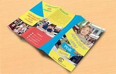 School Brochures Templates 17 Preschool Brochures In Illustrator Indesign Ms