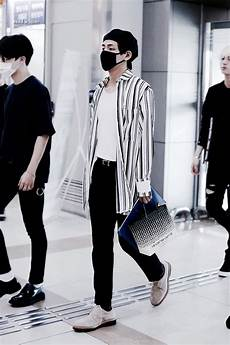 16 pictures that prove bts are still the of airport