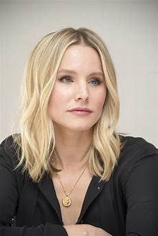 kristen bell at the good place press conference in