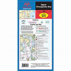 Maptech Chart Books Maptech Upper Chesapeake Bay 4th Edition West Marine
