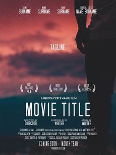 Free Movie Cover How To Make A Movie Poster Free Poster Template Movie