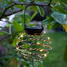 Spiral Solar Lights Set Of 6 Solar Spiral Lantern Led Lights By Solaray 163 24 99