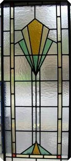 Art Deco Stained Glass Window Designs Art Deco Stained Glass A120